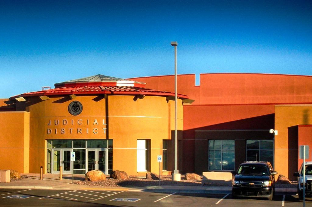 Navajo Nation Justice Centers