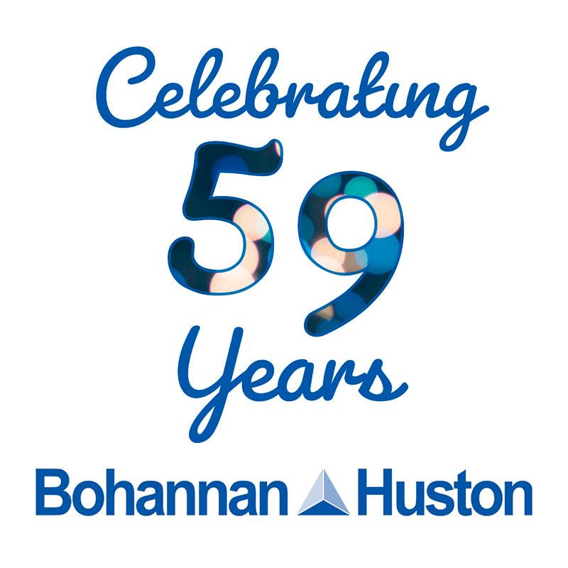 celebrating 59 years